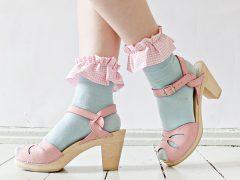 FEATURE | Ruffle Socks