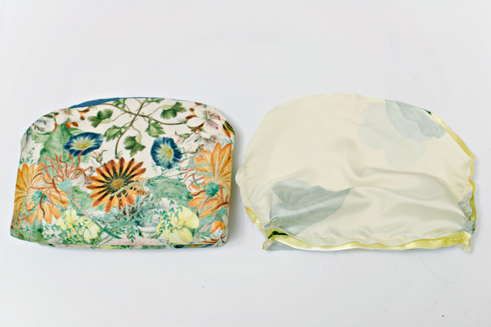 SEWING DIY | Custom Fabric Clip Purse