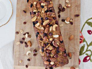 RECIPE | Healthy Sugar Free Banana Bread