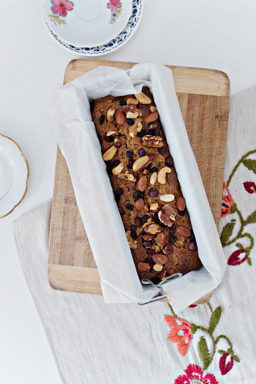 RECIPE   Healthy Sugar Free Banana Bread
