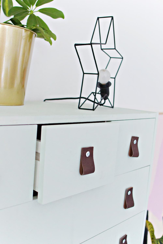 DIY | How to Restyle a Plain Dresser