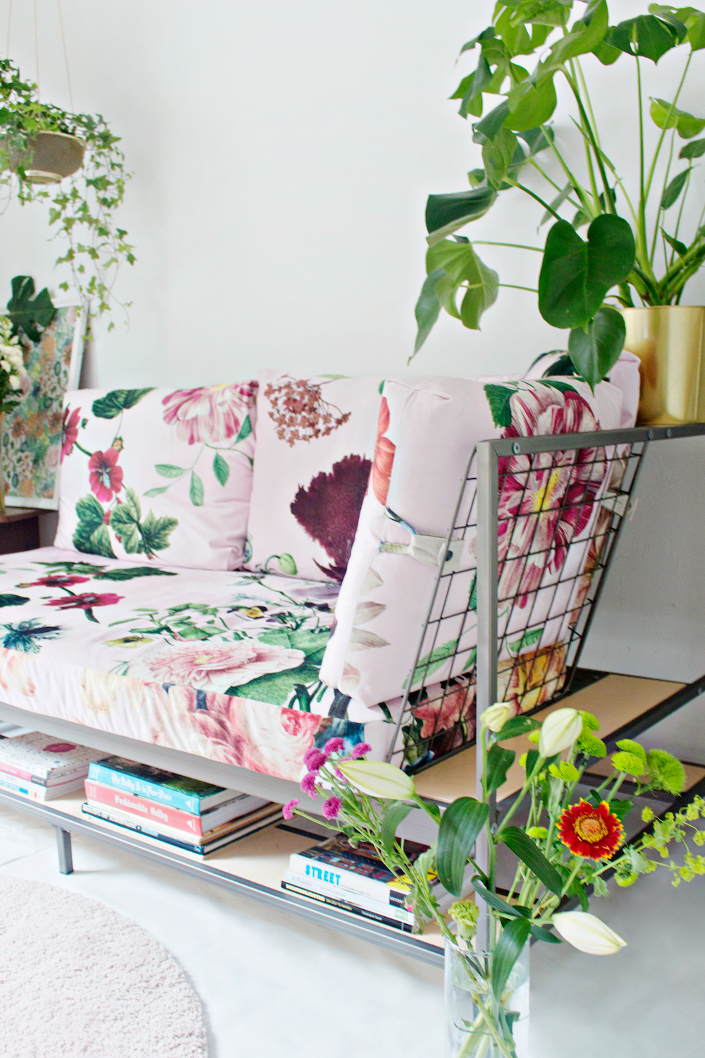 Restyle Diy Custom Sofa Fabric Design