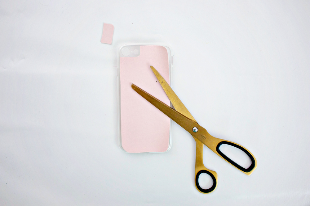 DIY | Card Holder Phone Case
